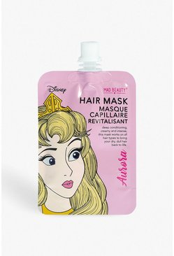Pink Disney Princess Aurora Hair Treatment Mask