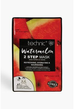 Red Technic Watermelon 2 Step Face Mask