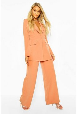 Coral Tailored Mix & Match Wide Leg Trouser