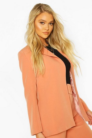 Coral Tailored Mix & Match Blazer