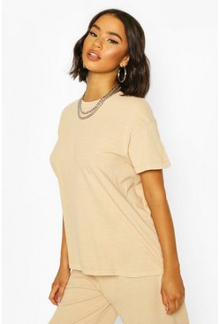 Sand Washed Oversized Tshirt