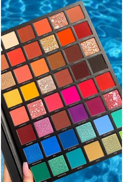 Womens Multi LaRoc Pro The Artistry Book Eyeshadow Palette