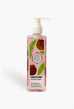 Pink Bubble T Pantone Hand Wash Coconut Cream