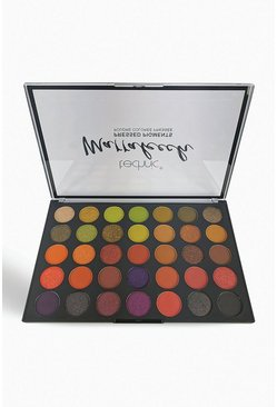 Womens Multi Technic Pressed Pigment Palette - Marrakech
