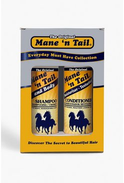 Womens Multi Mane 'n' Tail Everyday Collection - Original