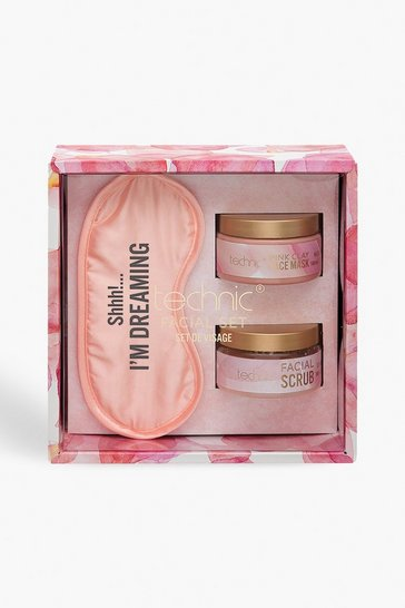 Multi Technic Valentines Facial Set