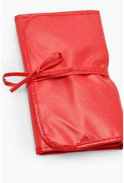 Ensemble 24 pinceaux avec trousse collection Saint-Valentin, Rouge