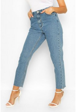 Vintage blue High Rise Mom Jean