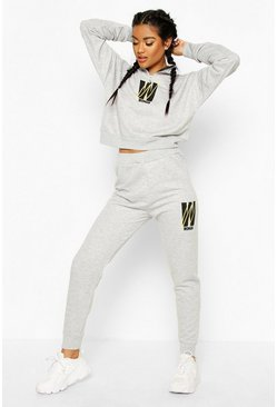 Fit Womans Joggers, Grey