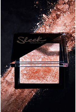 Sleek Makeup Highlighter Solstice Equinox, Peach, Donna