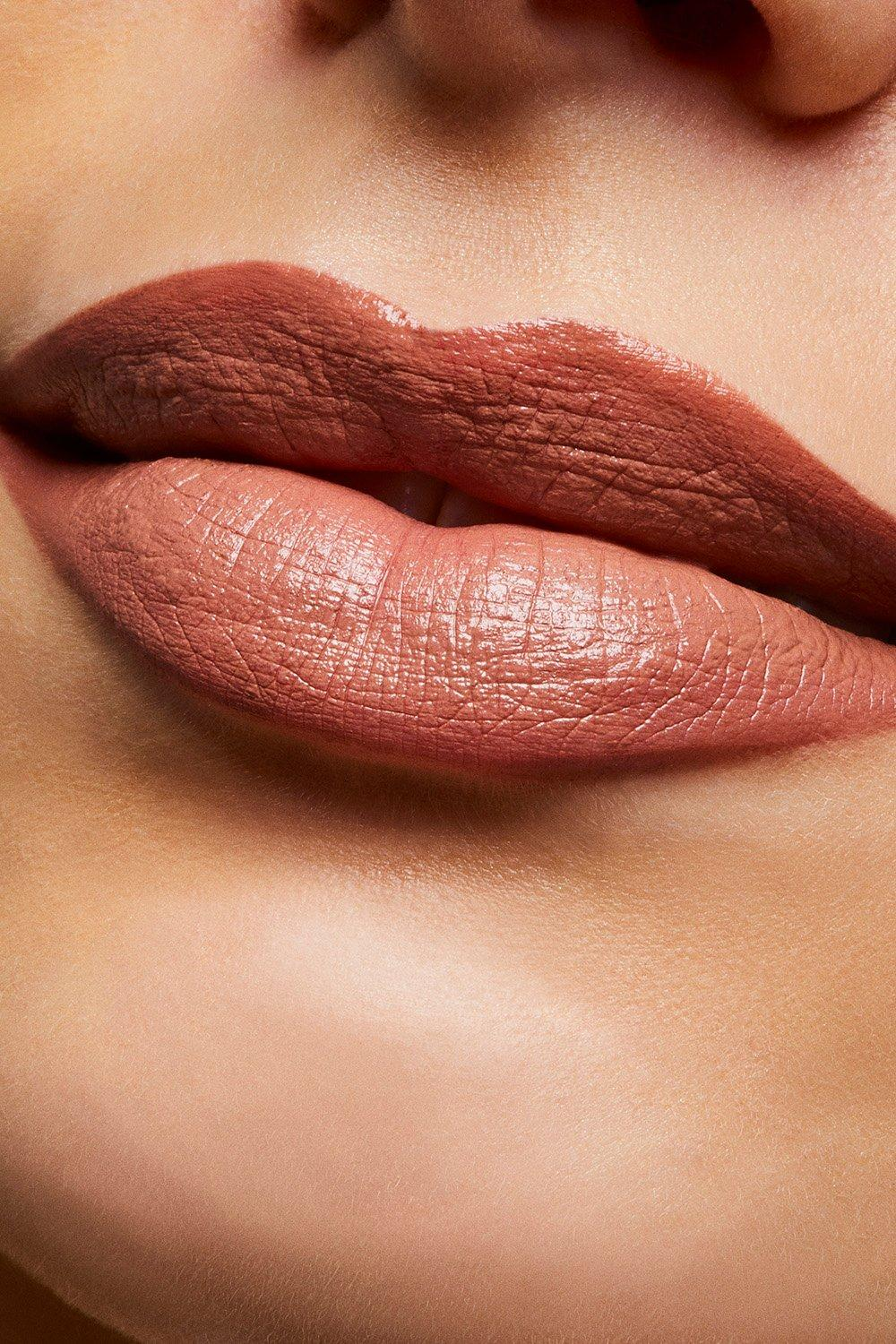Image of Sleek Makeup Rossetto effetto satin Ghetto Superstar, Color Carne