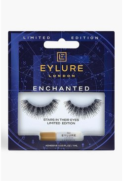 Eylure Enchanted Stars In Their Eyes Lashes, Black