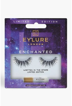 Womens Black Eylure Enchanted Written In The Stars Lashes