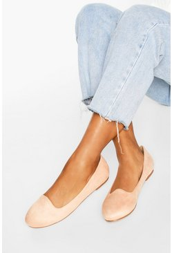 Blush Basic Slipper Ballets