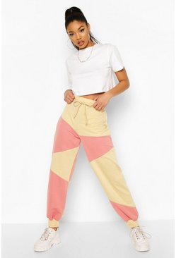 Sand High Waist Mix & Match Jogger