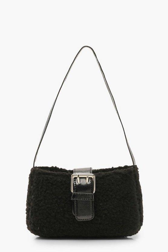 Borg Baguette Bag