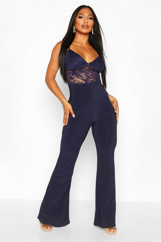 Lace 2 in 1 Jumpsuit