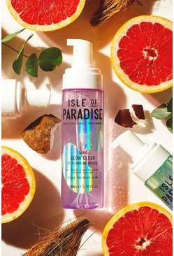 Womens Isle Of Paradise Glow Clear Mousse Dark