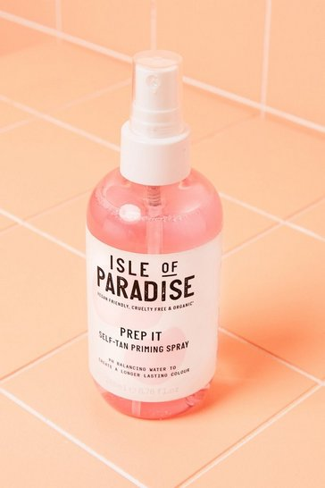 Womens Clear Isle Of Paradise Prep It