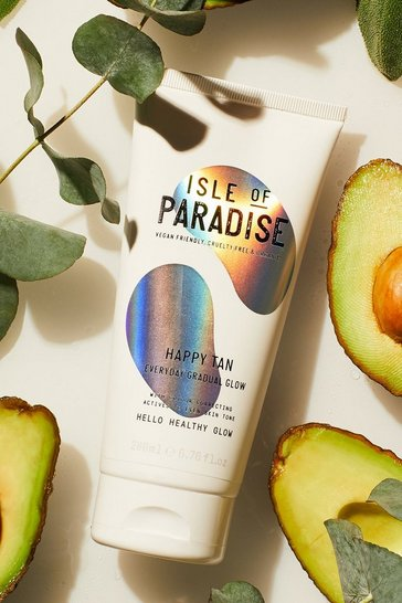 Womens Isle Of Paradise Happy Tan
