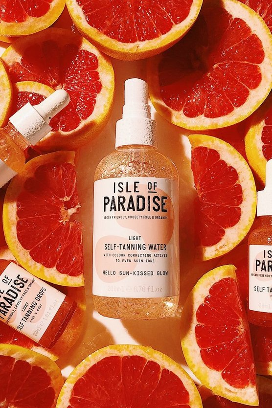 Isle Of Paradise Self Tanning Water Light