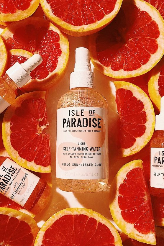 Isle Of Paradise Self Tanning Drops Light