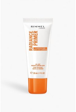 White Rimmel London Radiance Primer