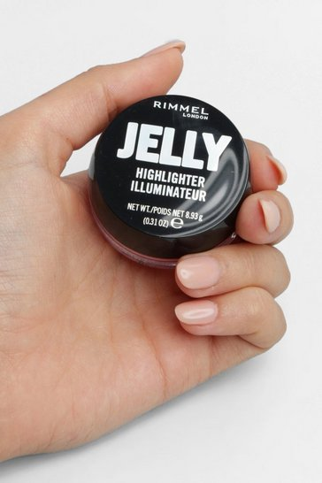 Pink Rimmel London Jelly Highlighter Flamingo