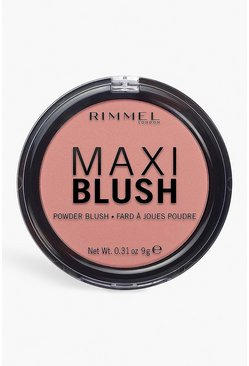 Dam Pink Rimmel London Maxi Blush - Exposed