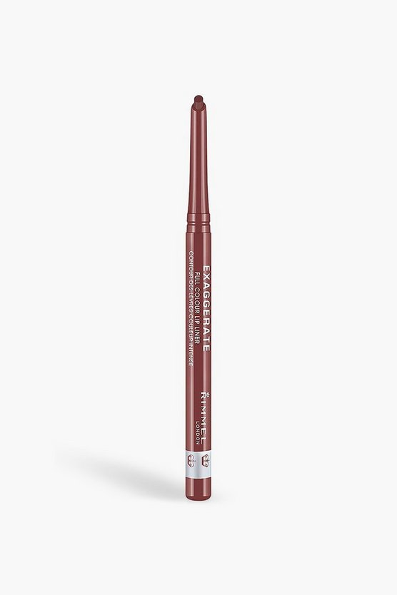 Rimmel London Exaggerate Lip Liner Addiction