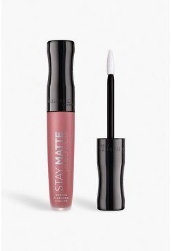 Rimmel London Stay Matte Lip labbra - Blush, Rosa