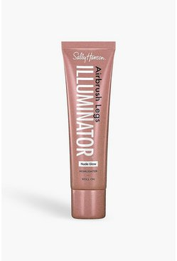 Womens Tan Sally Hansen Airbrush Legs Illuminator Nude Glow