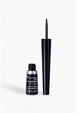 Rimmel Exaggerate Liquid Liner 100% Black