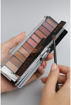 Womens Nude Rimmel London Magnif Eyes Palette - Spice
