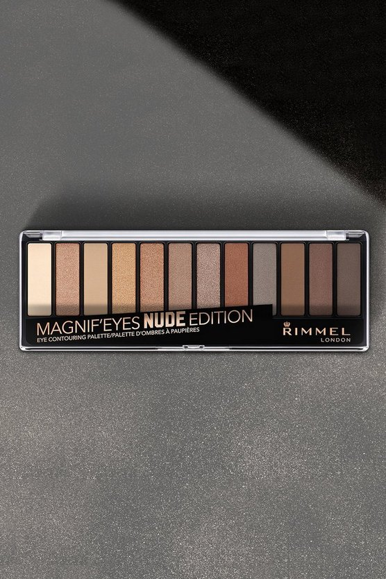 Rimmel 12 Pan Eyeshadow Pallet Nude Edition