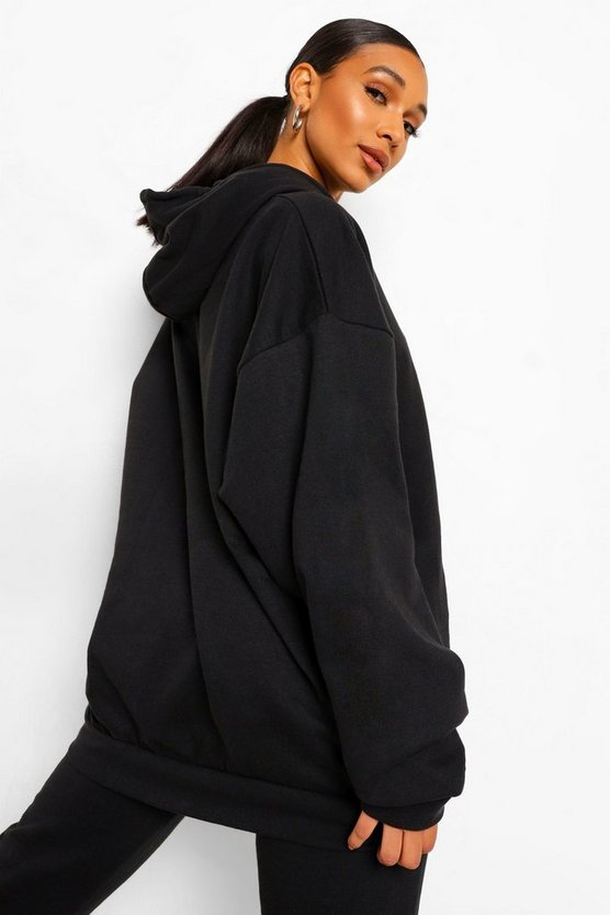 The Basic Mix & Match Oversized Hoodie
