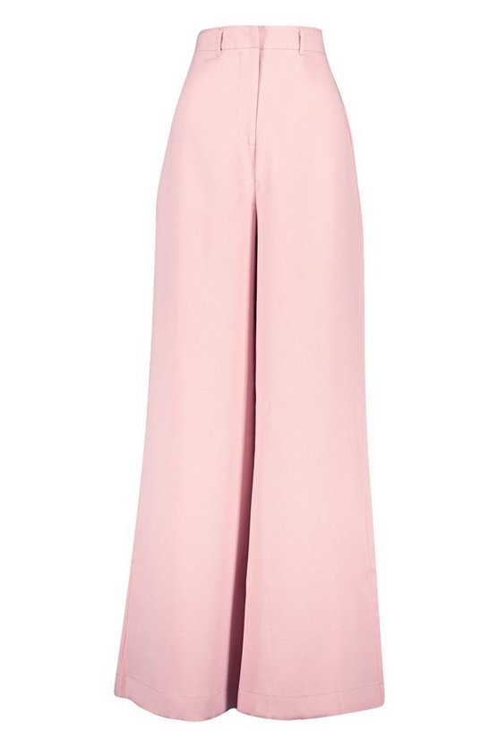 Premium Tailored Wide Leg Trouser