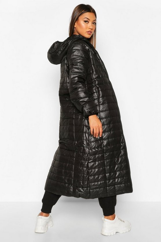 Maxi Highshine Puffer Jacket
