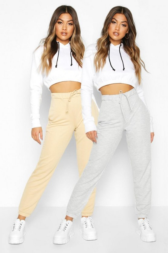2 Pack Basic Loopback Jogger