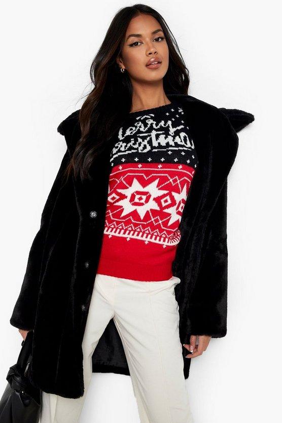 Christmas Fairisle Jumper