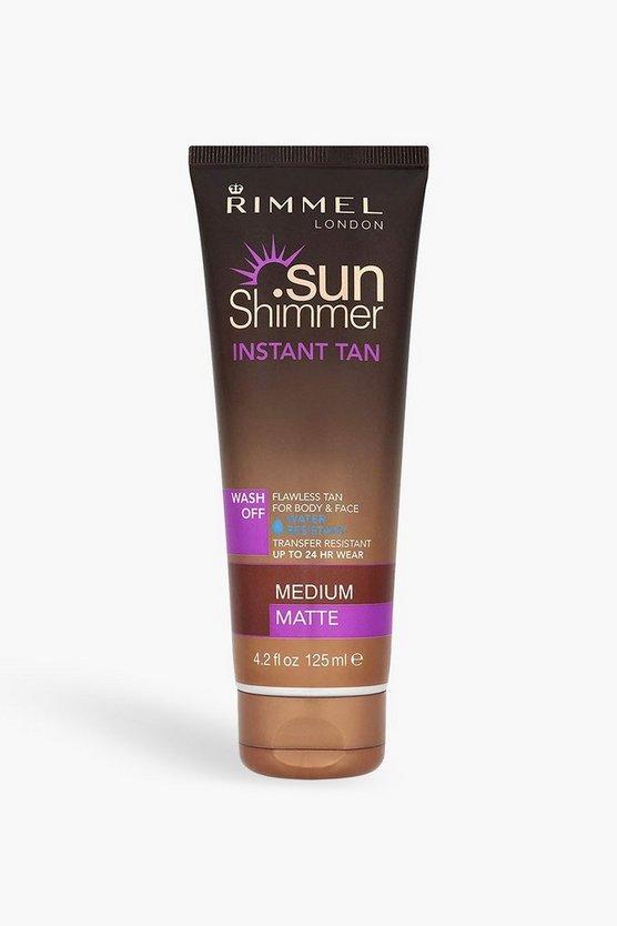 Rimmel Sunshimmer Water Resistant Tan Matte M