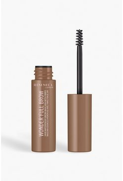 Rimmel London Wonder'full Brow 001 blonde, Marron, Femme