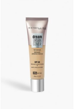Maybelline Urban Foundation 265, Soft Tan, Beige