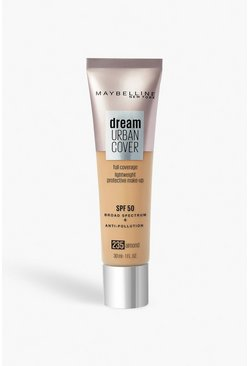 Maybelline Urban Foundation 235, Almond, Beige