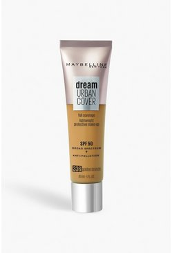 Maybelline Urban Foundation 336, Golden Beige
