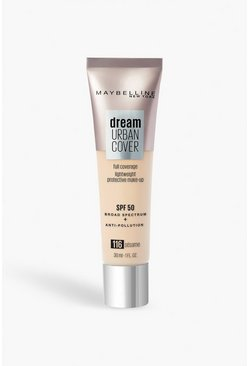 Maybelline Urban Foundation 116, Sesame, Beige