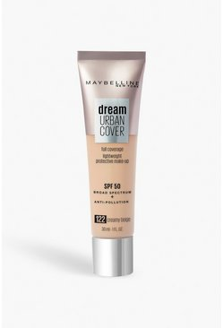 Womens Maybelline Urban Foundation 122 - Creamy Beige