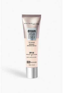 Womens Beige Maybelline Urban Foundation 095 - Fair Porcelain