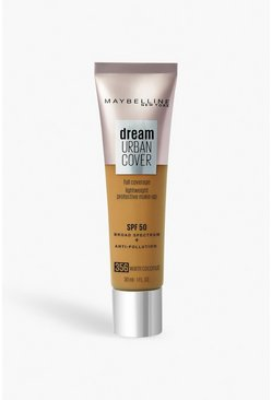 Dam Beige Maybelline Urban Foundation 356 - Warm Coconut