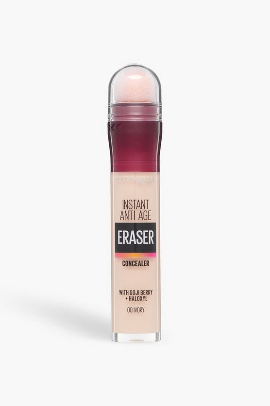 Cream Maybelline Eraser Eye Concealer 00 Ivory